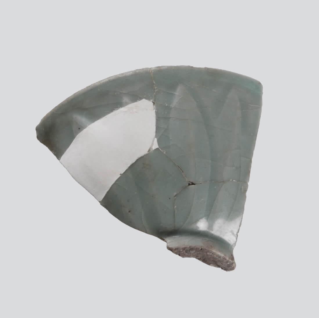 中国産青磁椀