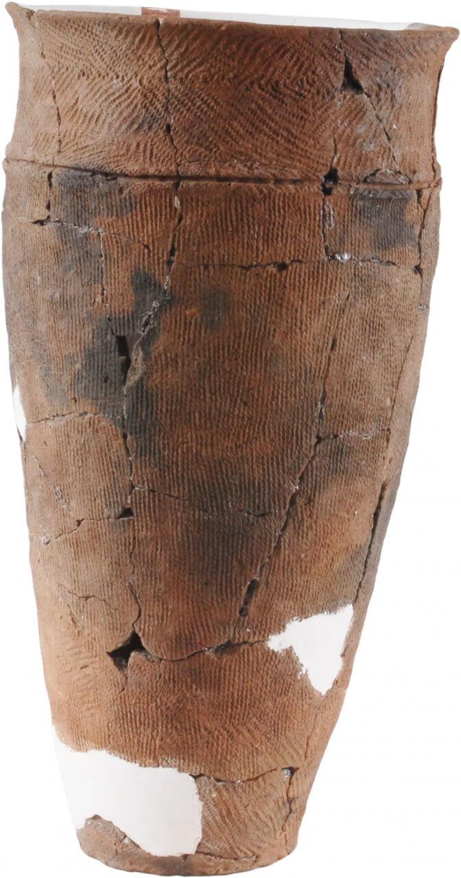深鉢形土器 円筒下層b式(畑内遺跡出土)