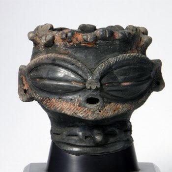 遮光器土偶(頭部)