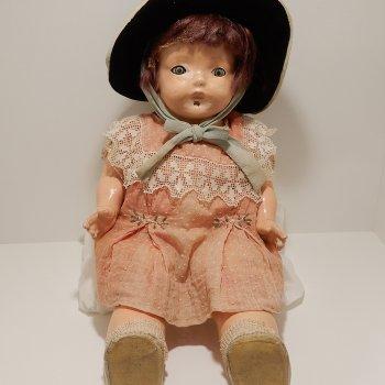 青い目の人形メリーちゃん