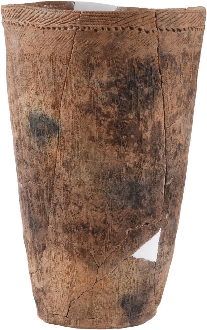 深鉢形土器 円筒下層d1式(畑内遺跡出土)