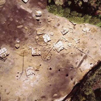 古墳時代集落検出